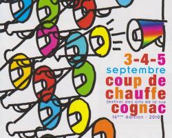 Festival coup de Chauffe (Cognac)